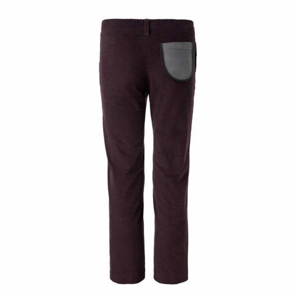 Bordeaux Velour Pants