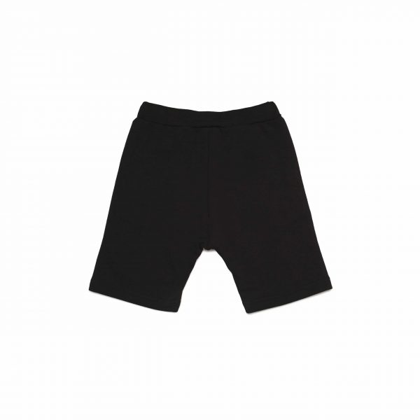 Boy Loose Shorts With Logo