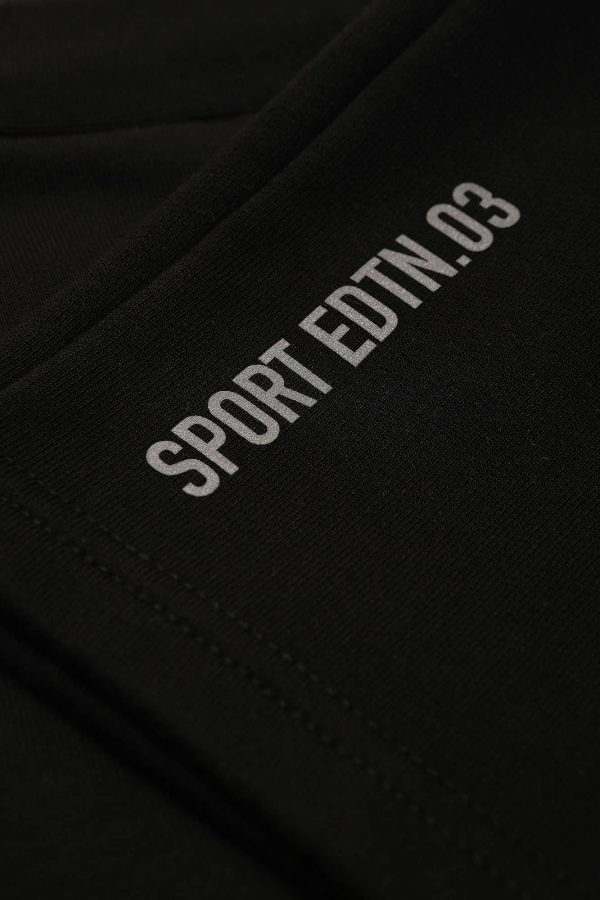 Shorts With 'Sport Edition' Logo