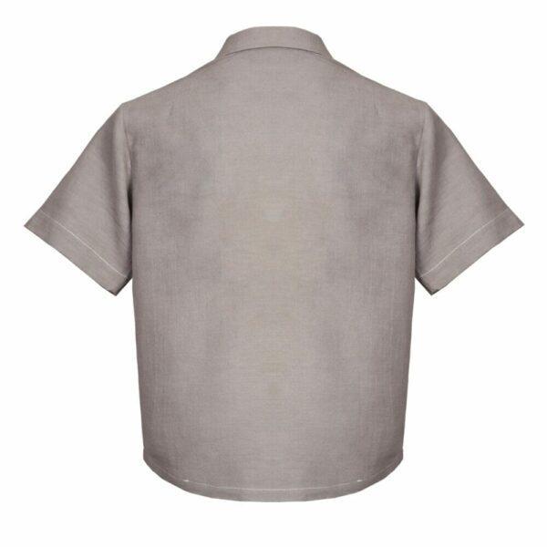 Weganool Dark Green Shirt