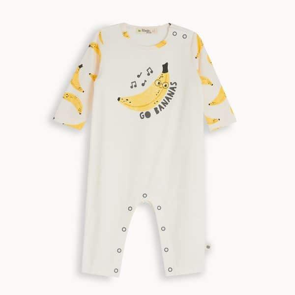 'Banana'  Playsuit