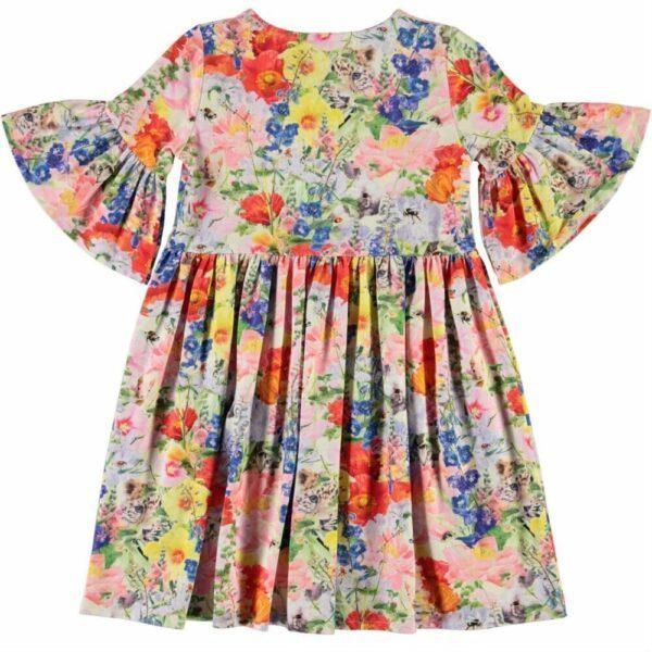 'Hide and Seek' Print Dress