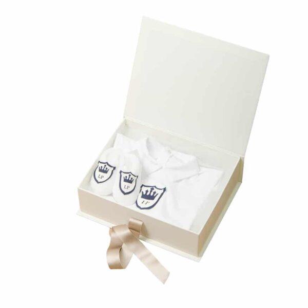 Gift Box with Royal Shield