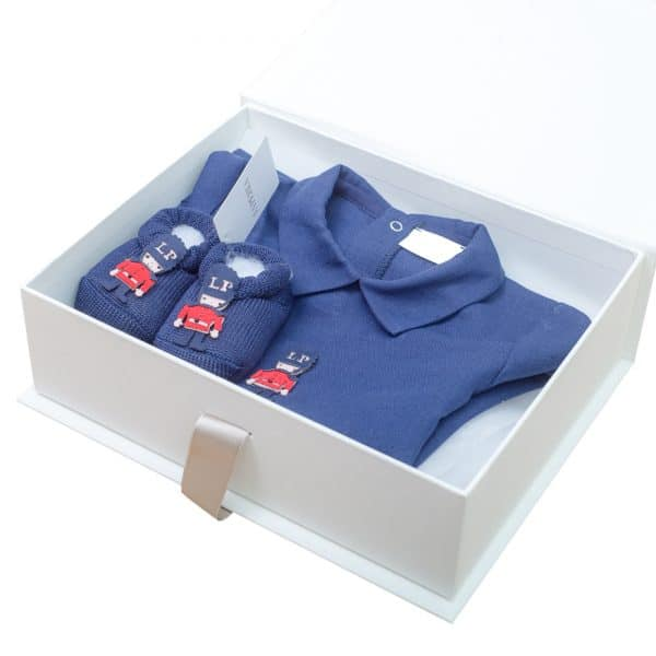 Gift Box with Soldier