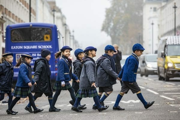 BACK TO SCHOOL WITH EATON SQUARE BuBi Children