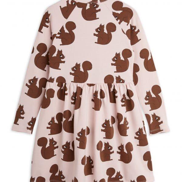 Rose Squirrels Dress
