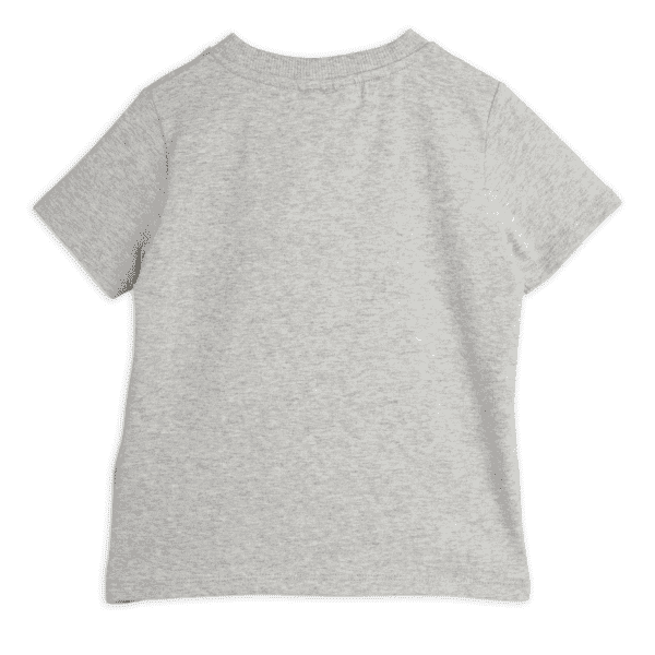 Grey T-Shirt With Squirrel