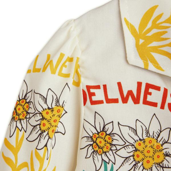 Edelweiss Woven Blouse
