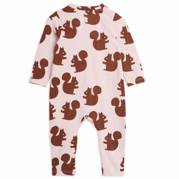 Rose Squirrels Bodysuit