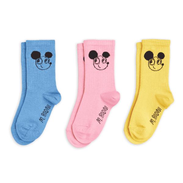 Socks Pack With Ritzratz Print