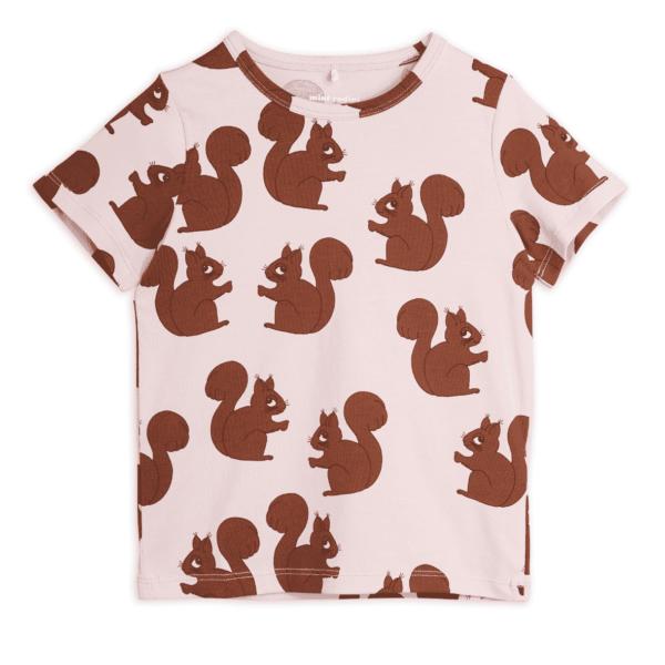 Rose Squirrels T-Shirt